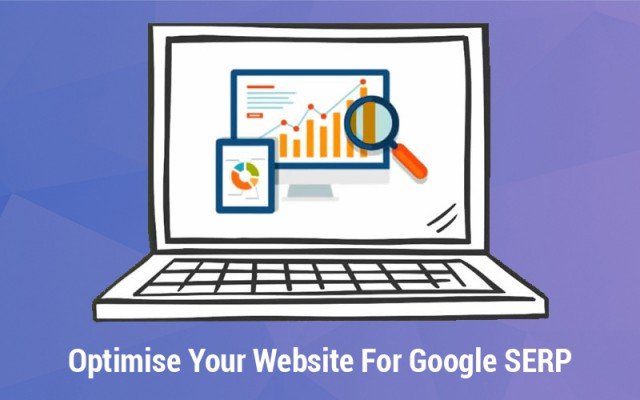 How To Optimise Your Website For Google SERP - Webplanners SEO Company