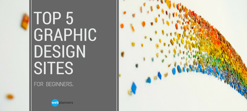 Top 5 Graphic Design Sites for Beginners - Webplanners Blog dcc2c5ef9eb